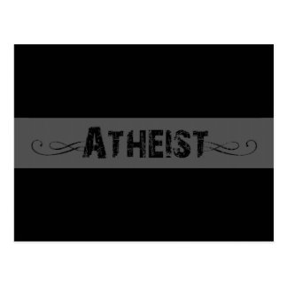 Atheist Post Cards