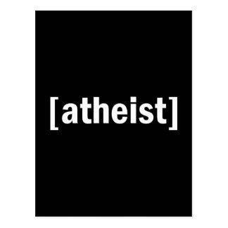 [atheist] postcard