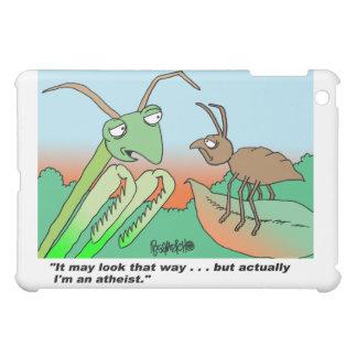 Atheist Praying Mantis iPad Cases