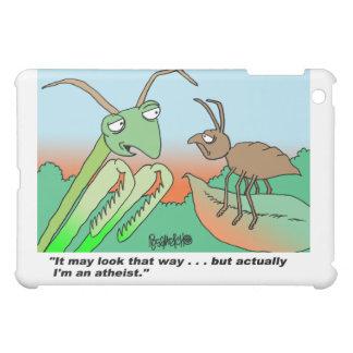 Atheist Praying Mantis iPad Mini Case