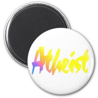 Atheist Refrigerator Magnet