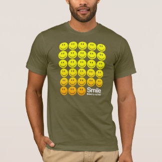 Atheist - Smile there's no hell T-Shirt