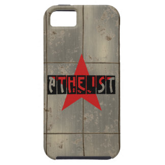 Atheist Star Tough iPhone 5 Case