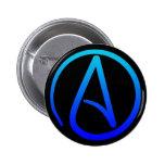 Atheist Symbol button