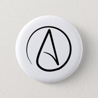 Atheist Symbol Pin