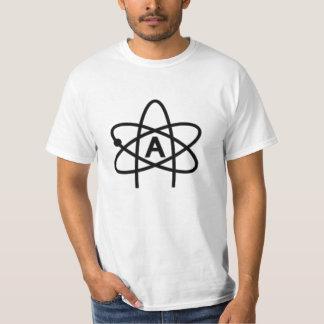 Atheist Symbol T Shirts