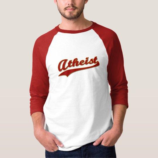 atheist team shirt