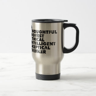 Atheist! Travel Mug