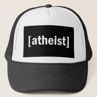 [atheist] trucker hat