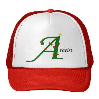 Atheist Xmas Trucker Hats