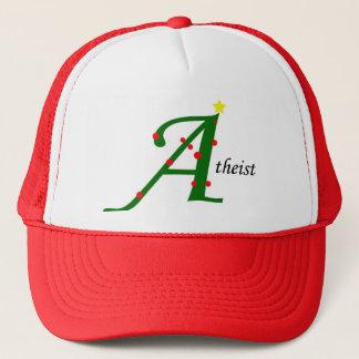 Atheist Xmas Trucker Hat