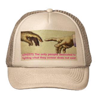 ATHEISTS CAP