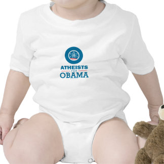 Atheists for Obama Tshirts