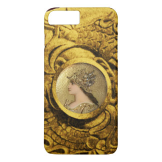 ATHENA AND FIGHTING GRYPHONS iPhone 7 PLUS CASE