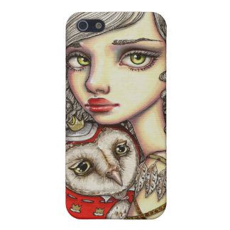 Athena and her Royal Companion Cover For iPhone 5