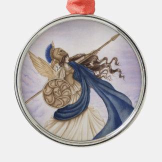 Athena Christmas Ornament