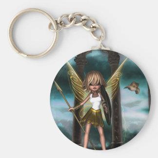 Athena Fairy Key Ring