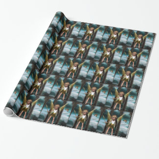 Athena Fairy Wrapping Paper