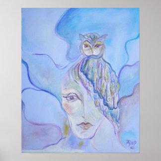 Athena - poster