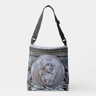 Athena Shield Crossbody Bag