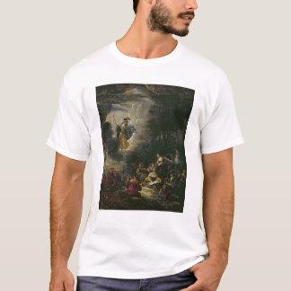Athena visiting the Muses T-Shirt