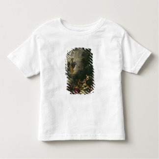 Athena visiting the Muses Toddler T-Shirt