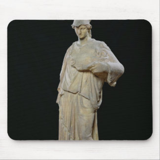 Athena with a cist, Roman copy of a 4th century Mouse Mat