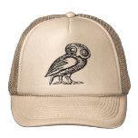Athena's Owl Cap