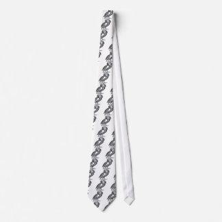 Athena's Owl Tie