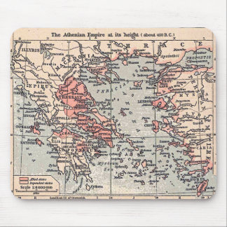 Athenian Empire Mouse Pad
