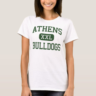 Athens - Bulldogs - High School - The Plains Ohio T-Shirt