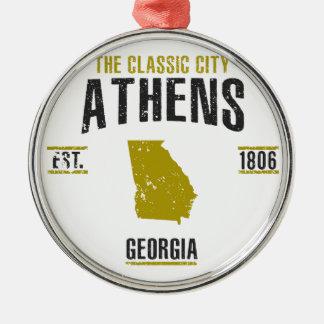 Athens Christmas Ornament