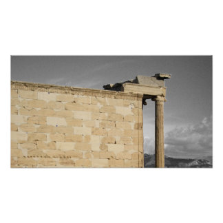 athens Greece Photographic Print