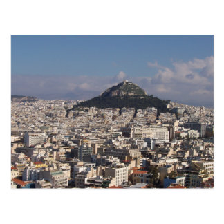Athens Greece Postage Postcards
