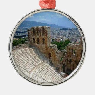 Athens Greece the Colosseum Christmas Ornament