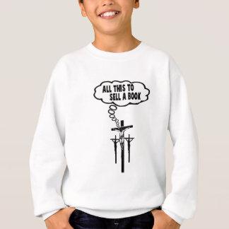 Athiest bible sweatshirt