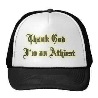 Athiest Trucker Hat