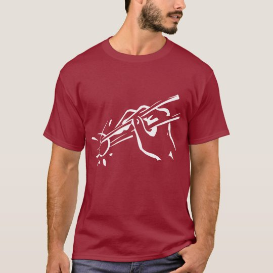 Athiest shirt - Jesus Fish Sushi