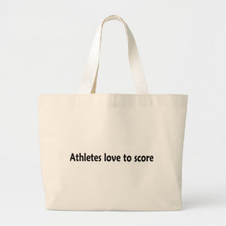 Athletes Tote Bags