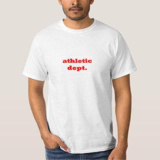 athletic dept. t shirt