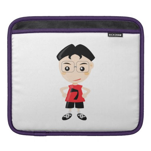 Athletic Kid Sleeve For iPads