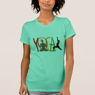 Athletic Sports Yoga  Stylish T-Shirt