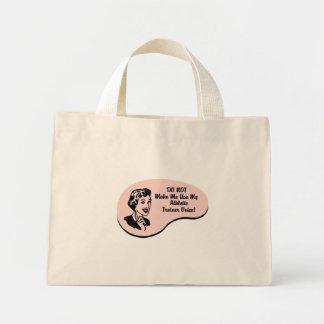 Athletic Trainer Voice Mini Tote Bag