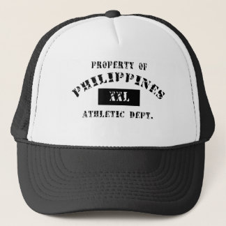 athletic trucker hat