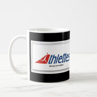 ATHLETTES.COM BE ONE OF A KIND COFFEE MUG
