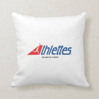ATHLETTES.COM BE ONE OF A KIND CUSHION