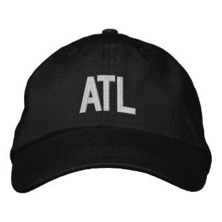 ATL Atlanta Georgia Personalized Adjustable Hat