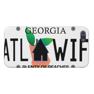 ATL House Wife - iPhone 5 Case