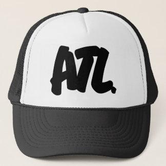 ATL Letters Trucker Hat
