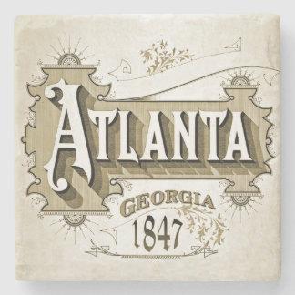 Atlanta, 1847, Atlanta Coasters, Stone Coaster